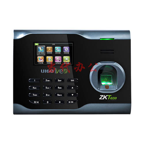 深圳无线指纹考勤机,无线指纹考勤机报价,WIFI指纹考勤机,指纹识别考勤机U160