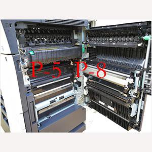 错误代码维修 柯美(柯尼卡美能达)Bizhub C360/C280/C220/C7722/C7728/C224/C284/C364系列彩色复印机故障代码P-5和P-28维修方案